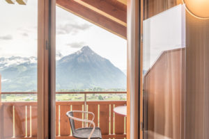 Double room Deluxe View Mountain